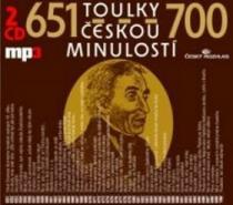 Toulky českou minulostí 651-700 - Iva Valešová