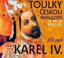 Toulky českou minulostí komplet - Speciál Karel IV. - undefined
