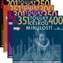 Toulky českou minulostí komplet 201-400 - Josef Veselý