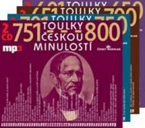Toulky českou minulostí komplet 601-800 - Josef Veselý