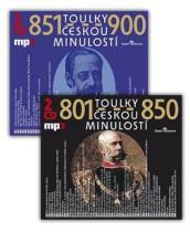 Toulky českou minulostí komplet 801-900 - Vladimír Krátký