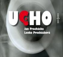 Ucho - Petr Jarčevský