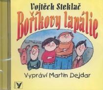 Boříkovy lapálie - Vojtěch Steklač (audio)