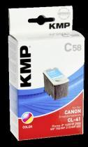 KMP C58 / CL-41 RENOVACE
