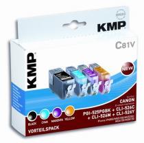 KMP C81V / PGI-525Bk CLI-526C/M/Y