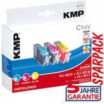 KMP C74V / Multipack CLI-521C,CLI-521