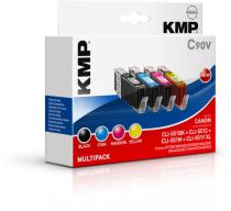 KMP C90V / CLI-551 color