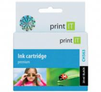 PRINT IT HP CH563EE no.301 XL black