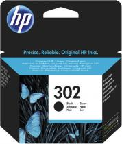 HP 302 Black, F6U66AE