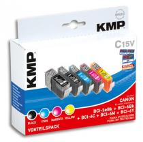 KMP C15V / Multipack BCI-3eBK,BCI-6BK