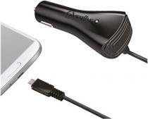 CELLY autonabíječka Micro USB 2,1A CCMICRO2