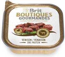 Brit Boutiques Gourmandes Venison Small Breed 150 g