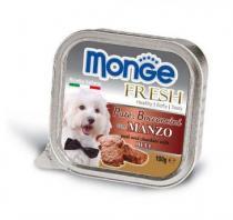 Monge Fresh s hovězím 100 g