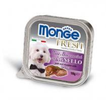 Monge Fresh s jehněčím 100 g