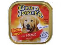 Gran Bonta s hovězím masem 150 g