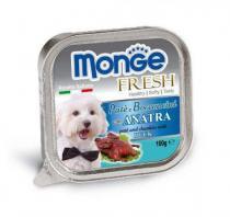 Monge Fresh s kachnou 100 g