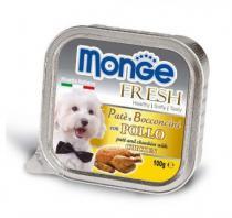Monge Fresh s kuřecím 100 g