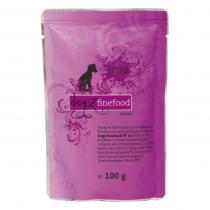 Dogz Finefood No.10 jehněčí 100 g