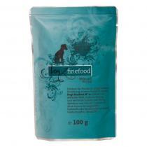 Dogz Finefood No.12 zvěřina & sleď 100 g