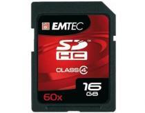 EMTEC SD 16GB 60x HC
