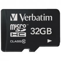 VERBATIM micro SDHC 32GB Tablet UHS-1