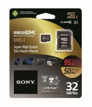SONY micro SDHC UHS-1 32GB
