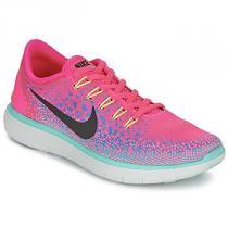 Nike FREE RUN DISTANCE Růžová - dámské