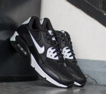 Nike Air Max 90 Essential Black/ White-Metallic Silver