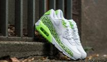 Nike Air Max 90 Premium White/ White-Ghost Green
