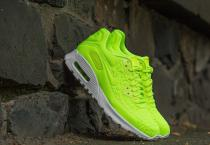 Nike Air Max 90 Ultra Plush Volt/ Volt-White
