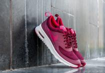 Nike Air Max Thea TXT Night Maroon/ Noble Red-Summit White