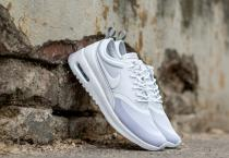 Nike Air Max Thea Ultra White/ White-Metallic Silver