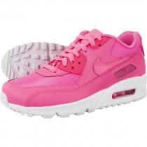 Nike Air Max 90 LTHR pink - dámské