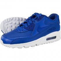 Nike Air Max 90 LTHR royal - dámské