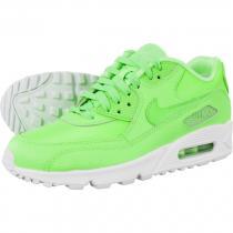 Nike Air Max 90 LTHR green - dámské