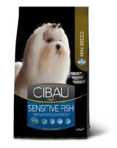 Cibau Dog Adult Mini Sensitive Fish & Rice 800 g