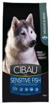 Cibau Dog Adult Sensitive Fish & Rice 2,5 kg