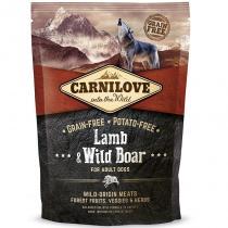 Brit Carnilove Dog Lamb & Wild Boar 1,5 kg