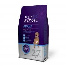 Pet Royal Adult Large Breed 2,7 kg