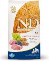 N&D Low Grain Adult Lamb & Blueberry 2,5 kg