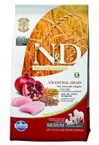 N&D Low Grain Adult Chicken & Pomegranate 800 g