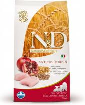 N&D Low Grain Puppy Mini Chicken & Pomegranate 12 kg