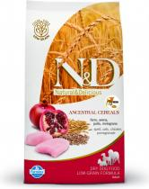 N&D Low Grain Adult Mini Chicken Pomegranate 2,5 kg