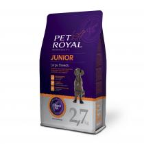 Pet Royal Junior Large Breed 2,7 kg