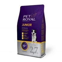 Pet Royal Junior All Breeds 2,7 kg