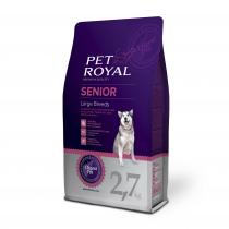 Pet Royal Senior Large Breed 2,7 kg