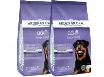 Arden Grange Adult Large Breed 2x12 kg