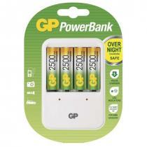 GP B0042 PB420 + 4x AA GP2500NiMH