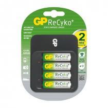 GP B0055 PB550 + 4x AA RECYKO 2100