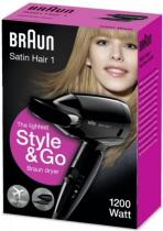 BRAUN Satin Hair 1-HD 130 To Go